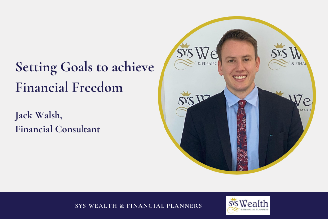 Setting Goals to achieve Financial Freedom