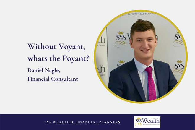 Without Voyant, whats the Po-yant?